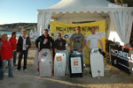 Bodyboard National Tour Bandol 2010 - podium