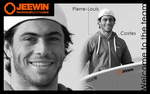 Pierre-Louis Costes rejoint Jeewin