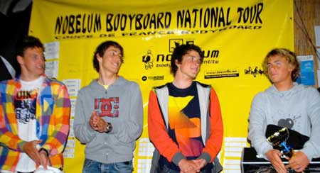 Podium Bodyboard National Tour 2