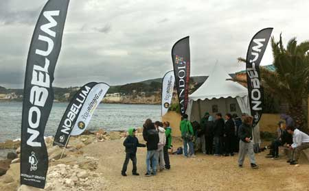 Spot Bodyboard National Tour 2011 Bandol 1