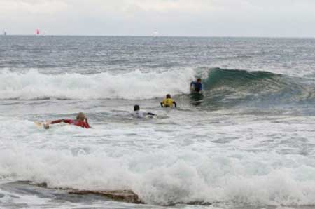 Spot Bodyboard National Tour 2011 Bandol 3